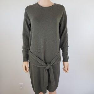 Vince Wool Cashmere Midi Dress Size XS